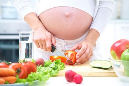 Беременность и правильное питание