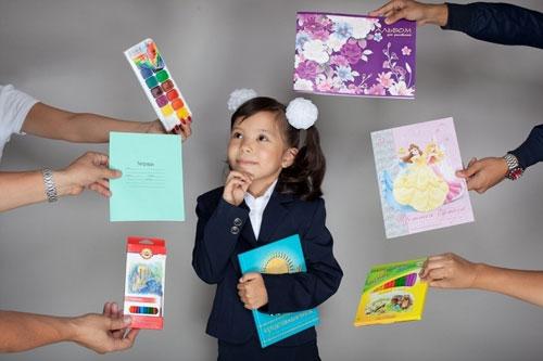 Первоклассные покупки: собираем ребенка в школу